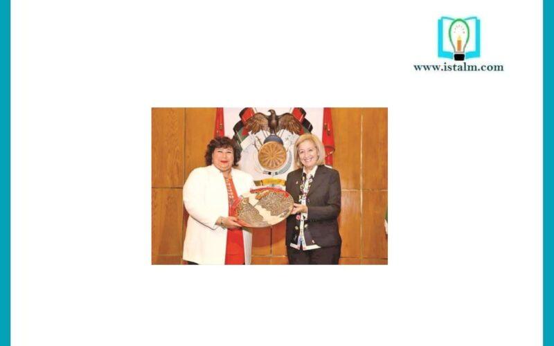 وزيرة الثقافة الأردنية توقع مع نظيرتها المصرية اتفاقية البرنامج التنفيذي